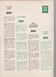 BOSI Catalogue nr. 2