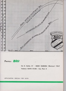 BOSI Catalogue nr. 3