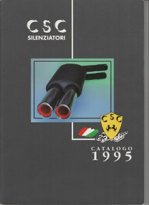 CSC Catalogue 1995