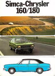 Chrysler 160-180