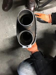 Datsun 240 Z Abarth twin pipe incoming (2)