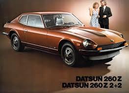 Datsun 260Z-260Z 2+2