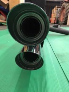 Datsun 260Z 50mm pipe + High HP endsilencer, nr. 1444, nr.3