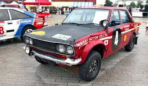 Datsun 510 East African safari