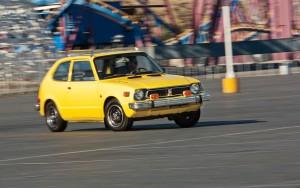 Honda Civic-CVCC-front-three-quarter-turn