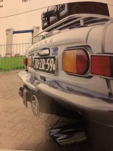 Honda S800 cabrio nr. 2