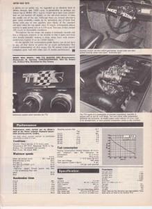 NSU 1000 TTS Roadtest Motor 1968 page 2