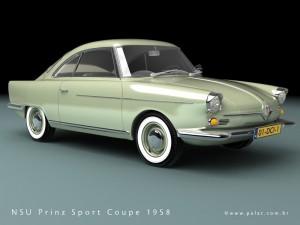 NSU Sport Prinz nr.1