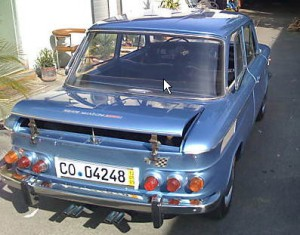 NSU_1000_TT_For_Sale_Rear