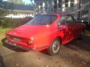 Simca 1000 Bertone Coupe, Abarth nr. 1173 nr. 3