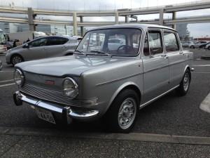 Simca 1000 GLS nr. 9Japan