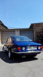 Simca 1200 S Competizione nr. 1382 nr. 1