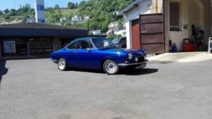 Simca 1200 S Competizione nr. 1382 nr. 2