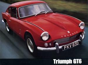 Triumph Spitfire GT6