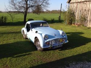 Triumph TR3 (2)