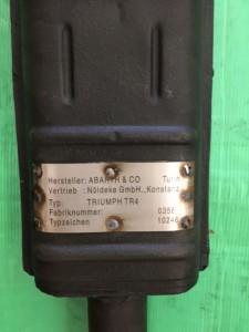 Triumph TR3-TR4 nr. 1214 (1)