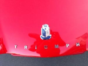 Triumph TR4 (1)