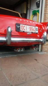 Triumph TR4A IRS Abarth nr. 1289 (3)