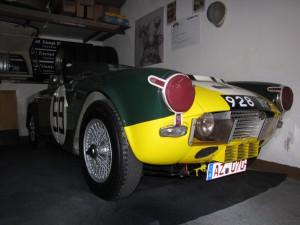 Triumph TRS, Le Mans 1961 (2)