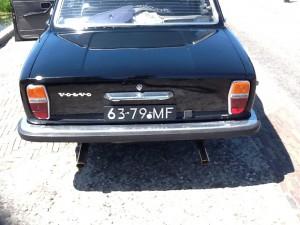 Volvo 144S double Abarth exhaust (1)