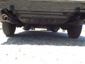 Volvo 144S double Abarth exhaust (3)
