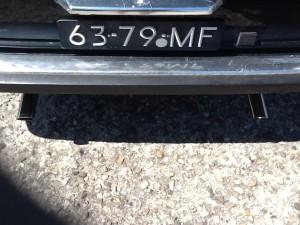 Volvo 144S double Abarth exhaust