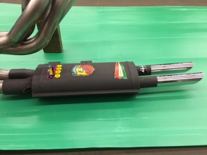 Fiat Abarth 1000 TC 35 mm pipes nr. 4