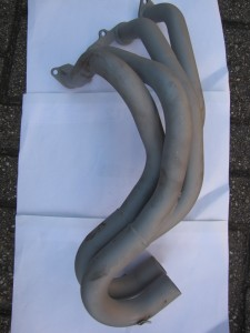 Racing steel manifold 1000 TC untreated
