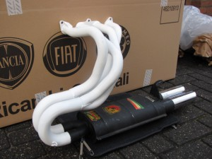 Racing, steel or stainless steel manifold 1000 TC