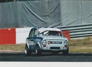 Fiat-Abarth 1000 OT nr. 4