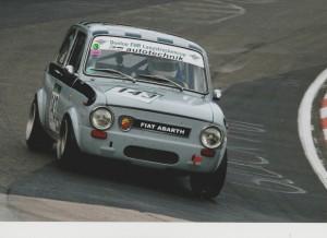 Fiat-Abarth 1000 OT nr. 5