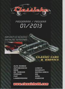 ANSA Brochure Classiche 2014