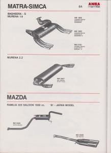 ANSA Matra-Simca Bagheera-S page 64