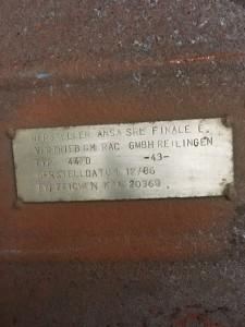 Matra-Simca Bagheera S 1500 ANSA nr. MT 1820-1920 (1)