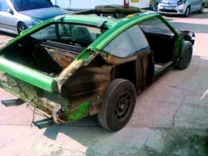 Matra Simca Bagheera S nr. 2